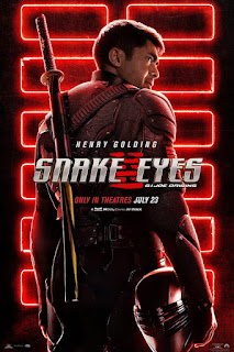 Snake Eyes: G.I. Joe Origins[2021]*Latino Final*[NTSC/DVDR-Custom HD]Ingles, Español Latino