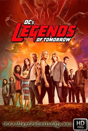 Legends Of Tomorrow Temporada 6 [1080p] [Latino-Ingles] [MEGA]