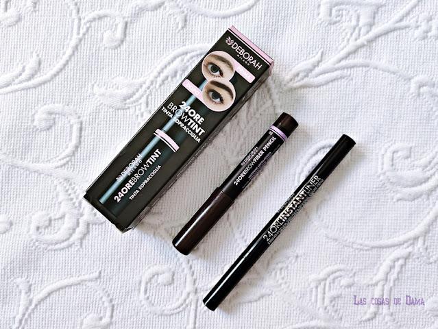 Deborah Milano cejas brow eyeliner ojos makeup maquillaje beauty belleza