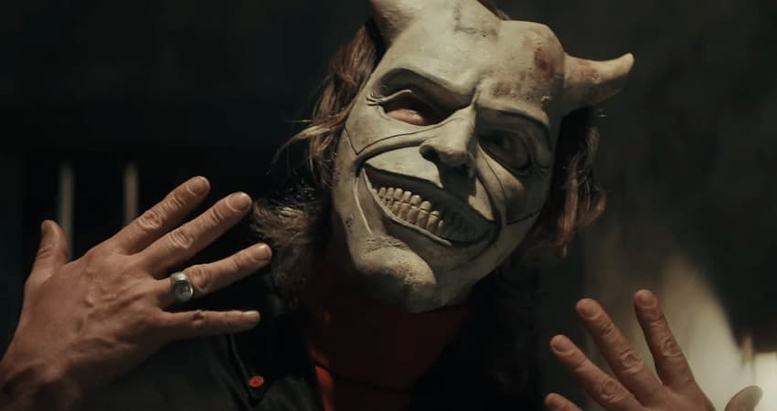 Universal показала трейлер хоррора «Чёрный телефон» по рассказу Джо Хилла, сына Стивена Кинга