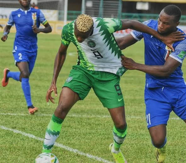 Shocked! Surprised! How the Wild Beasts of CAR Humbled Super Eagles of Nigeria in A World Cup Qualifier in Lagos