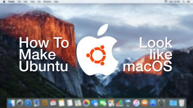 Deja tu Ubuntu Linux como toda una Mac