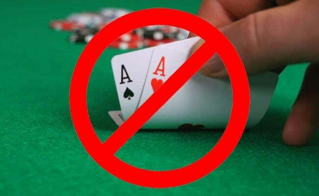 Stop Playing Your Pocket Aces Like This
