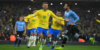 يلا شوت .. مشاهدة مباراة البرازيل وأوروجواي اليوم في تصفيات كأس العالم بث مباشر