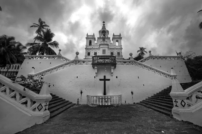 Our Lady of Immaculate Conception Church, Goa   Best Places to Visit in India