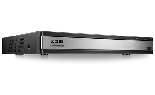 ZOSI H.265+ 1080P FHD 16 Channel DVR Recorder