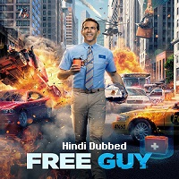 Free Guy (2021) Hindi Dubbed Full Movie Watch Online Movies