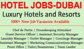 Hotel Staff Requirement In Grand Millennium Business Bay Hotel Dubai, Dubai UAE