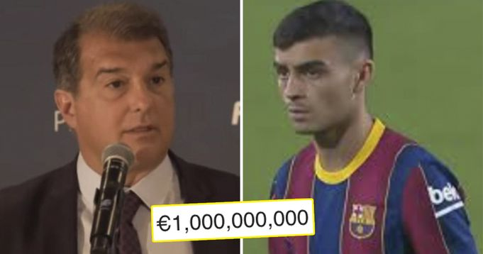 Next Barcelona player to have €1bn release clause revealed