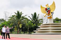 Jokowi Sebut PLBN Sota Jadi Cermin Komitmen Pemerintah Bangun Perbatasan