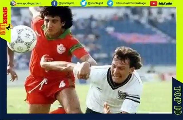 عبد المجيد الظلمي,اللاعب الاكثر مشاركة في تاريخ المغرب