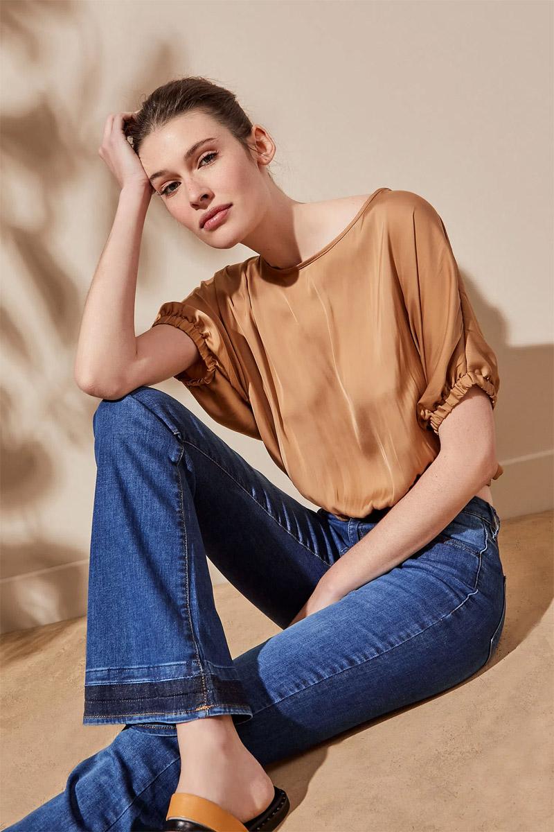 bootcut jean 2022 moda mujer denim