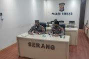 Melalui Zoom Meeting, Polres Serang Rutin Ikuti Pengajian Bareng Kapolda Banten