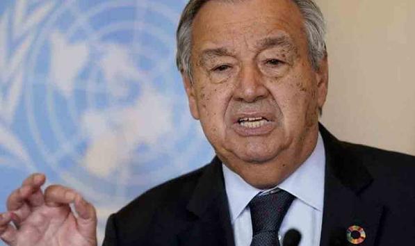 """غوتيريش: """"البوليساريو"""" لا تتمتع بأي وضع قانوني لدى الأمم المتحدة"""