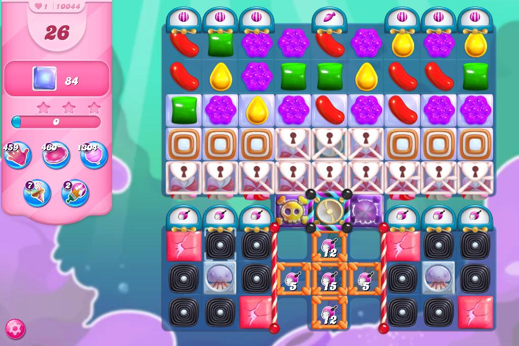Candy Crush Saga level 10044