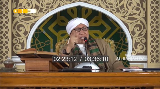 Buya Yahya Kecam Ustaz yang Bilang Non Muslim Bisa Masuk Surga: Usir Dia!