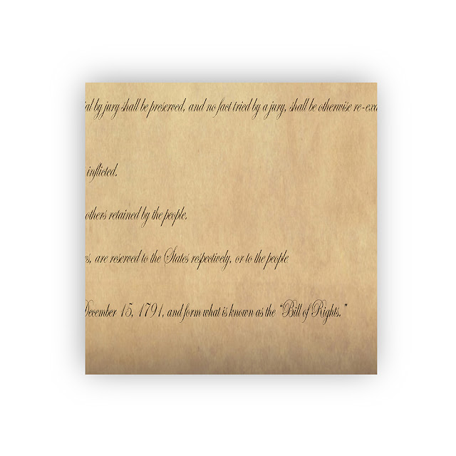 US Bill of Rights Posters & High Resolution Downloads