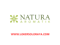 Loker Karanganyar Operator Produksi di PT Natura Aromatik Nusantara