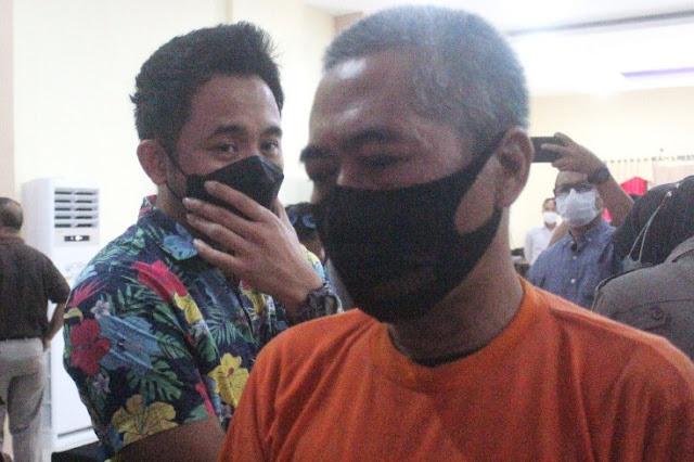 Dua hari jual togel, bandar asal Mataram ini terancam 10 tahun bui