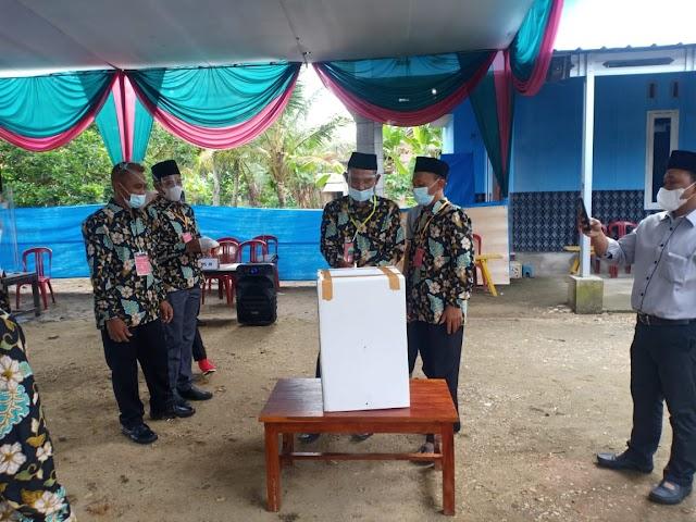 Desa Margorejo Turut Menyelenggarakan Hajat Besar Pemilihan Kepala Desa, Dengan 3 Kandidat Calon Kepala Desa