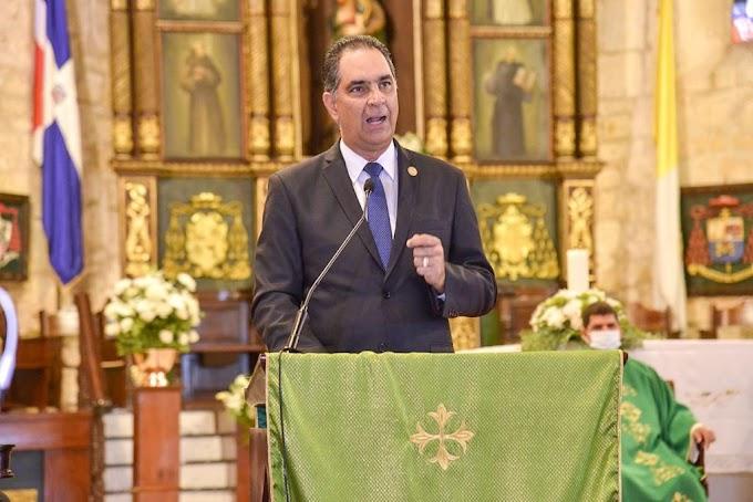 SeNaSa conmemora su XIX aniversario con misa de acción de gracias en la  Catedral Primada de América