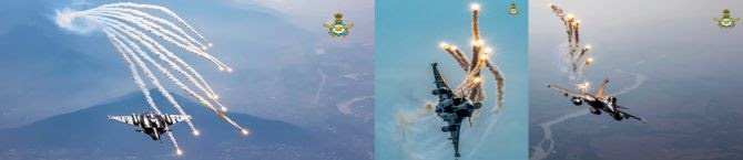 IAF Releases Images of Rafale Jet Carrying Scalp Stealth Cruise Missile