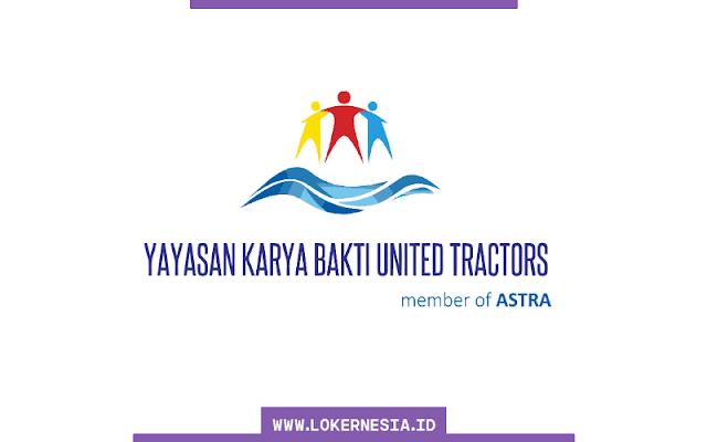 Lowongan Kerja Yayasan Karya Bakti United Tractors September 2021