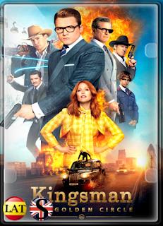 Kingsman II: El Círculo de Oro (2017) FULL HD 1080P LATINO/INGLES