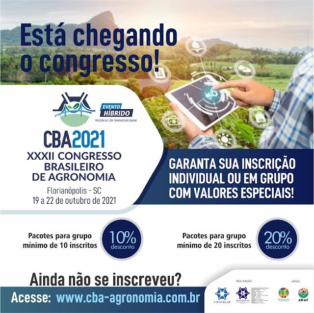 Contagem regressiva: faltam cinco dias para o maior congresso de agronomia do País
