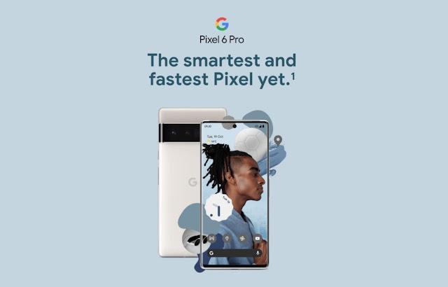 google pixel 6 6 pro