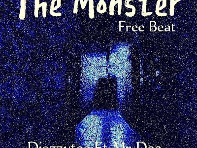 Dj Ozzytee Ft Mr Dee ~ The Monster Freebeat