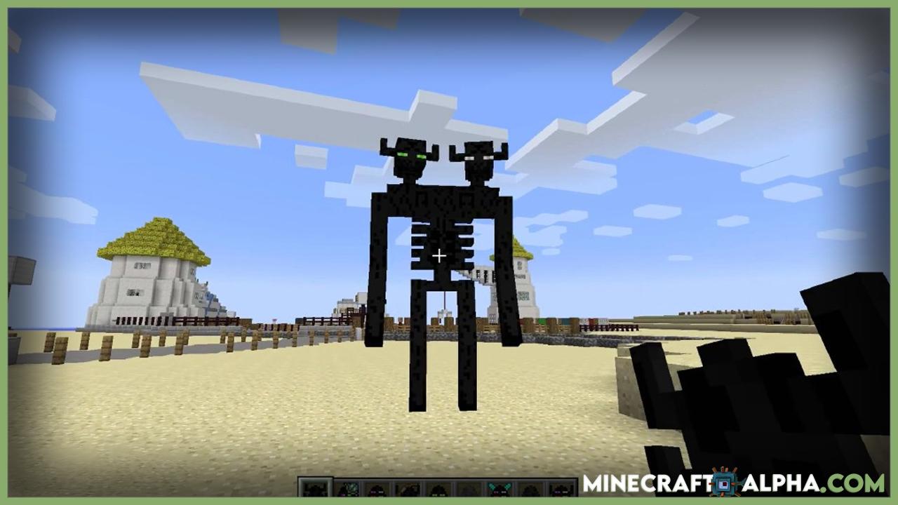 Minecraft The Farlanders Mod 1.16.5 (More Endermen)