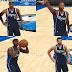 NBA 2K22 4 Retro Players Cyberfaces Body Models (Jason Terry, Peja Stojakovic, Brendan Haywood & Caron Butler) by Teacher Ma