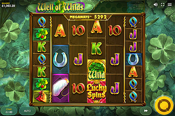 Main Gratis Slot Indonesia - Well Of Wilds Megaways Red Tiger Gaming