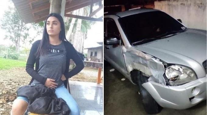 Caso de Policia: Assediador mata mulher de 18 anos esmagada por carro
