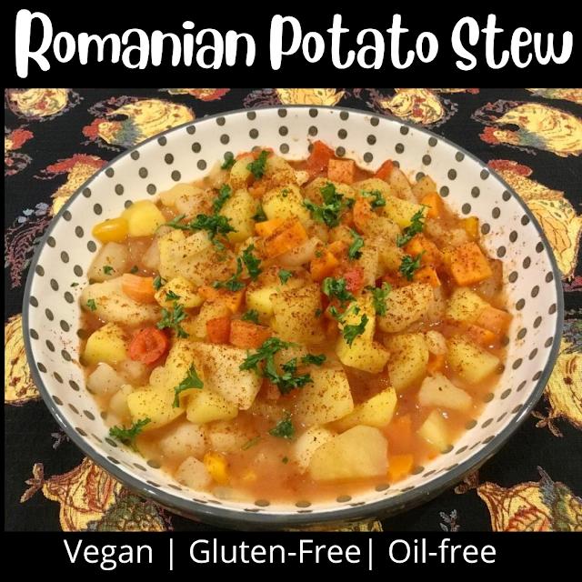 romanian potato stew