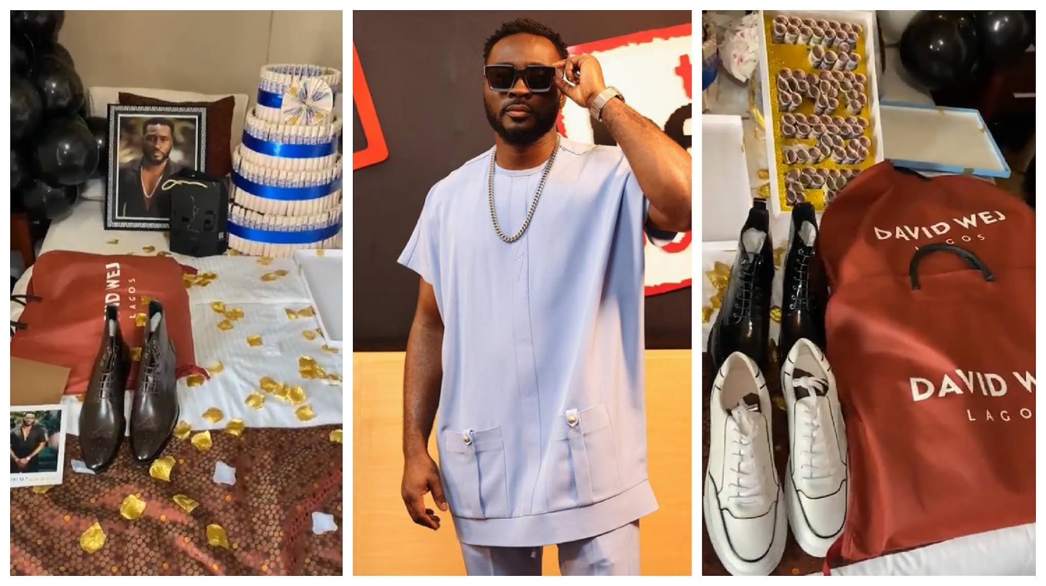 Hospitalized Pere receives more expensive gift from his fans (Pictures)