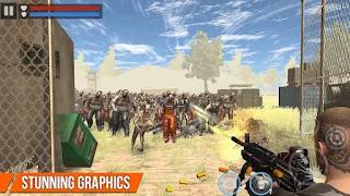 dead target mod apk unlocked all weapons