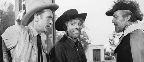 New on Blu-ray: VERA CRUZ (1954) Starring Gary Cooper and Burt Lancaster