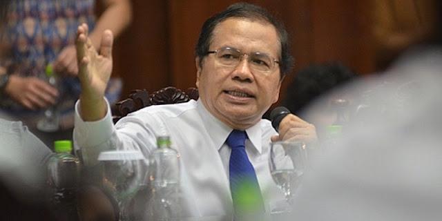 Rizal Ramli: Parpol Senang Presidential Threshold karena Dapat Upeti dari Calon Pemimpin