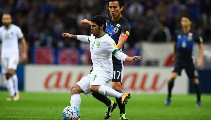 موعد مباراة السعوديه واليابان في تصفيات كأس العالم