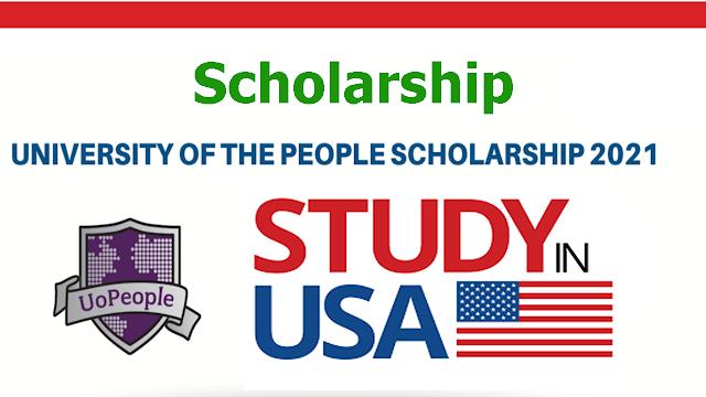 University of the People Scholarship 2021