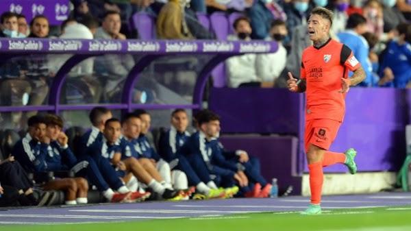 """Brandon Thomas - Málaga -: """"Contento por el gol y ayudar al equipo"""""""