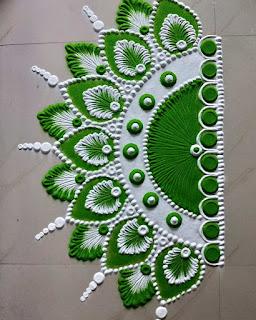 Rangoli New Designs