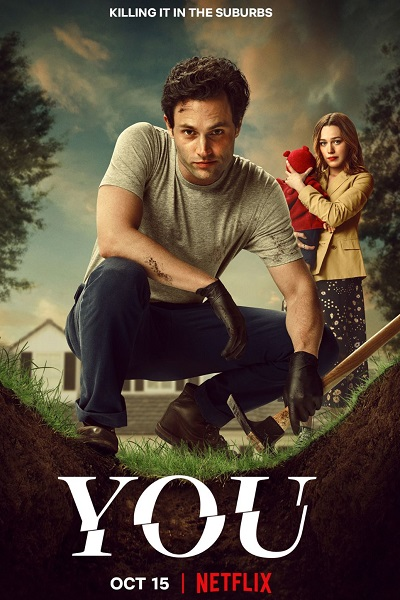 Download You (2021) S03 Dual Audio [Hindi+English] 720p + 1080p WEB-DL ESub