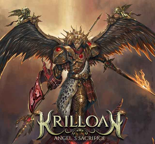 """Ο δίσκος των Krilloan """"Angel's Sacrifice"""""""