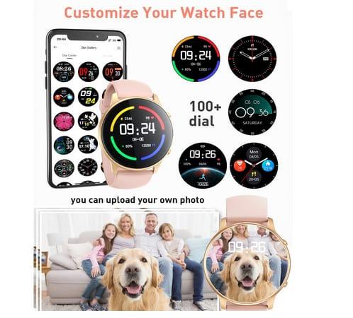 ManiGoo Fitness Activity Tracker Smart Watche