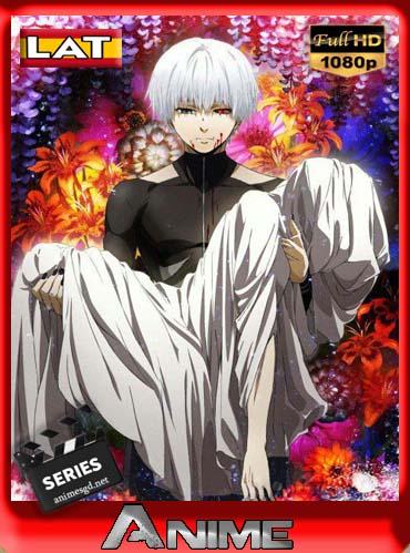 Tokyo Ghoul temporada 2 latino HD [1080P] [GoogleDrive] RijoHD