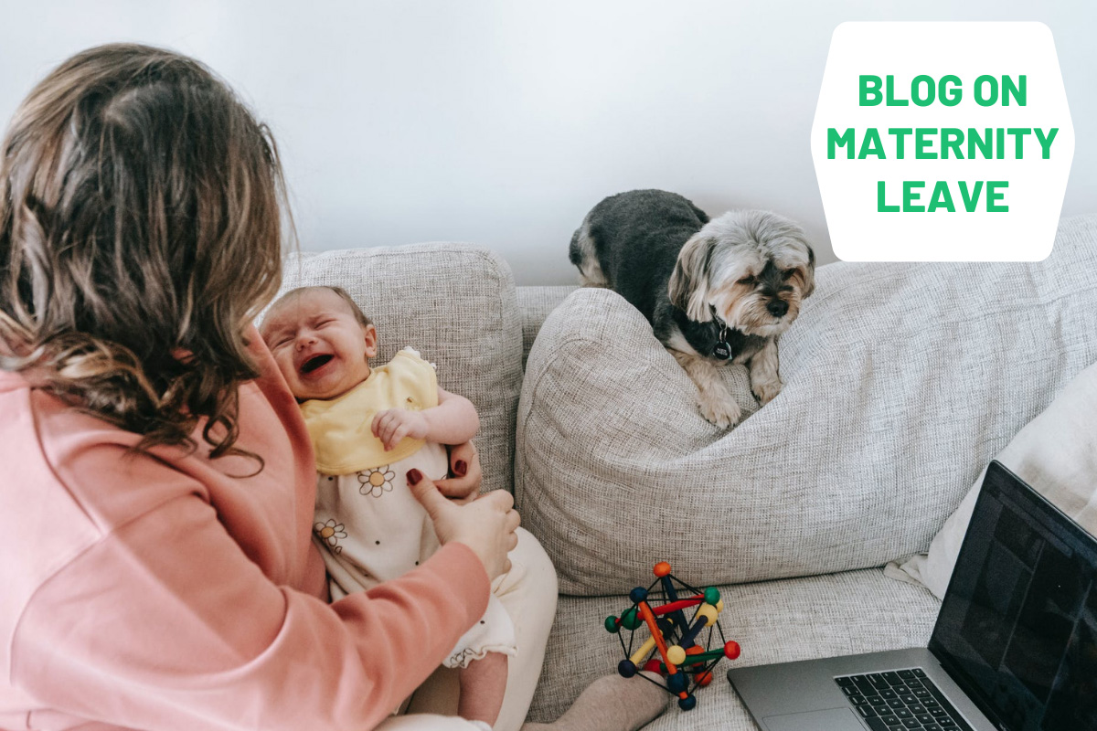 Starting a Blog on Maternity Leave: 5 Writing Tips