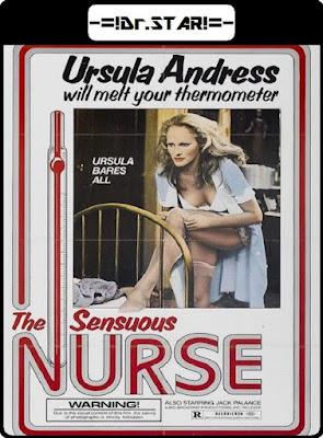 The Sensuous Nurse (1975) UNRATED Dual Audio HEVC [Hindi 2.0 – Eng 2.0] 720p WEBRip ESub x265 600Mb
